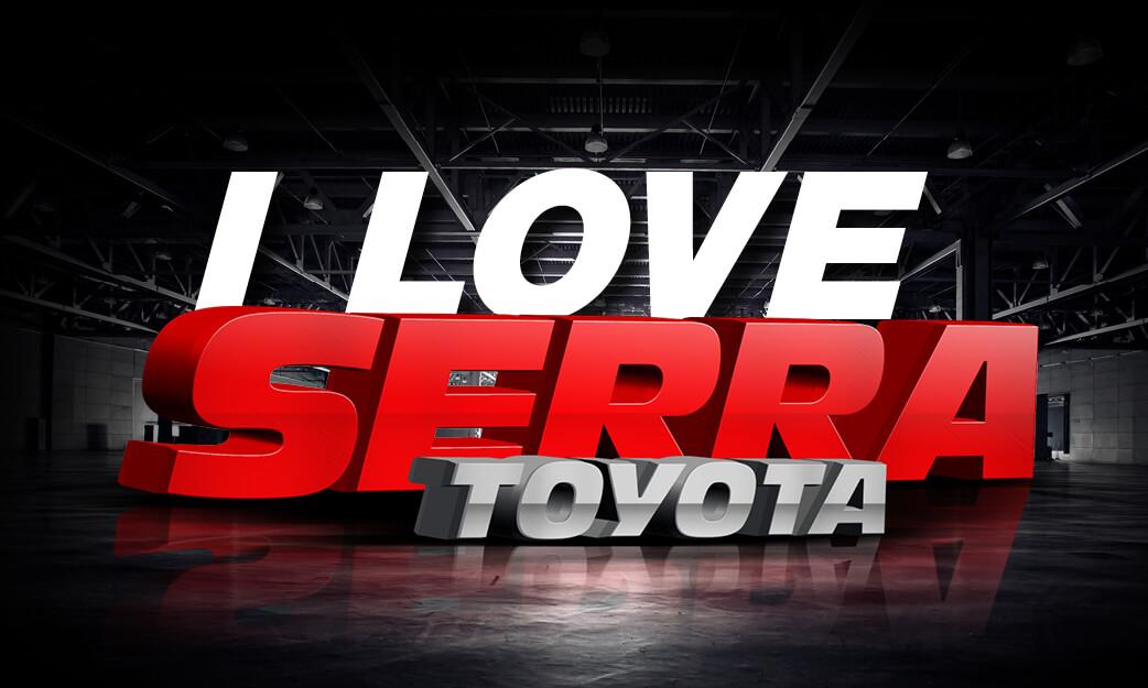 I Love Serra