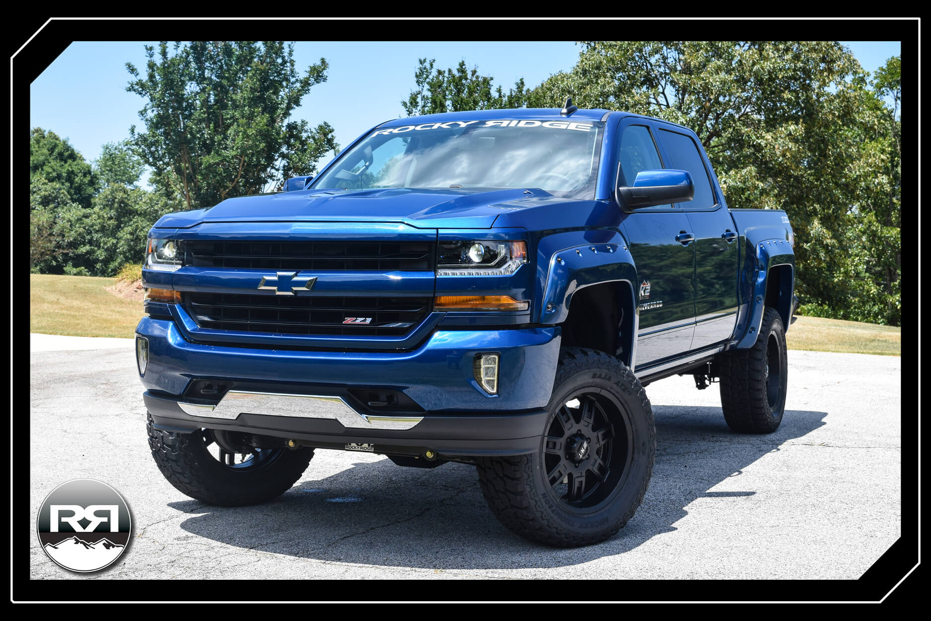 Chevy K2 Edition