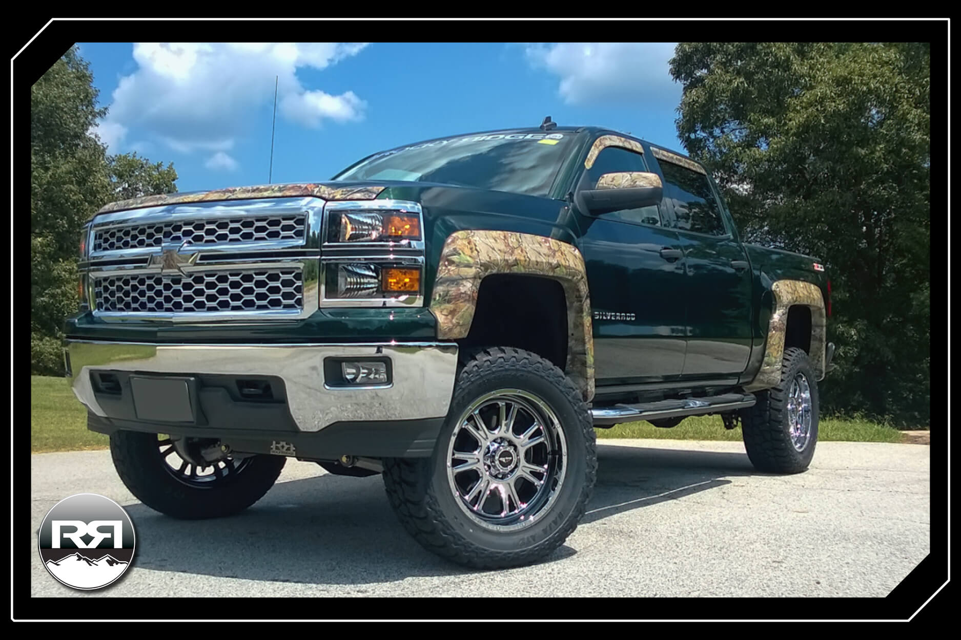 Chevy Realtree Edition