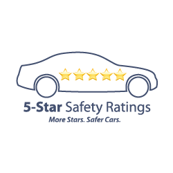NHTSA Overall 5-Star Crash Safety Rating for the 2017 Sorento