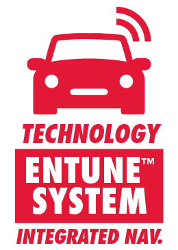 Entune System with Integrated Navigation