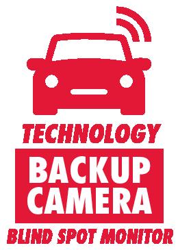 Backup Camera and Blind Spot Monitor