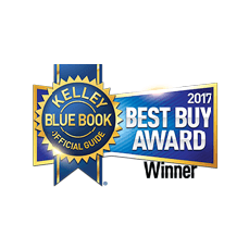 KBB Best Buy Award Winner