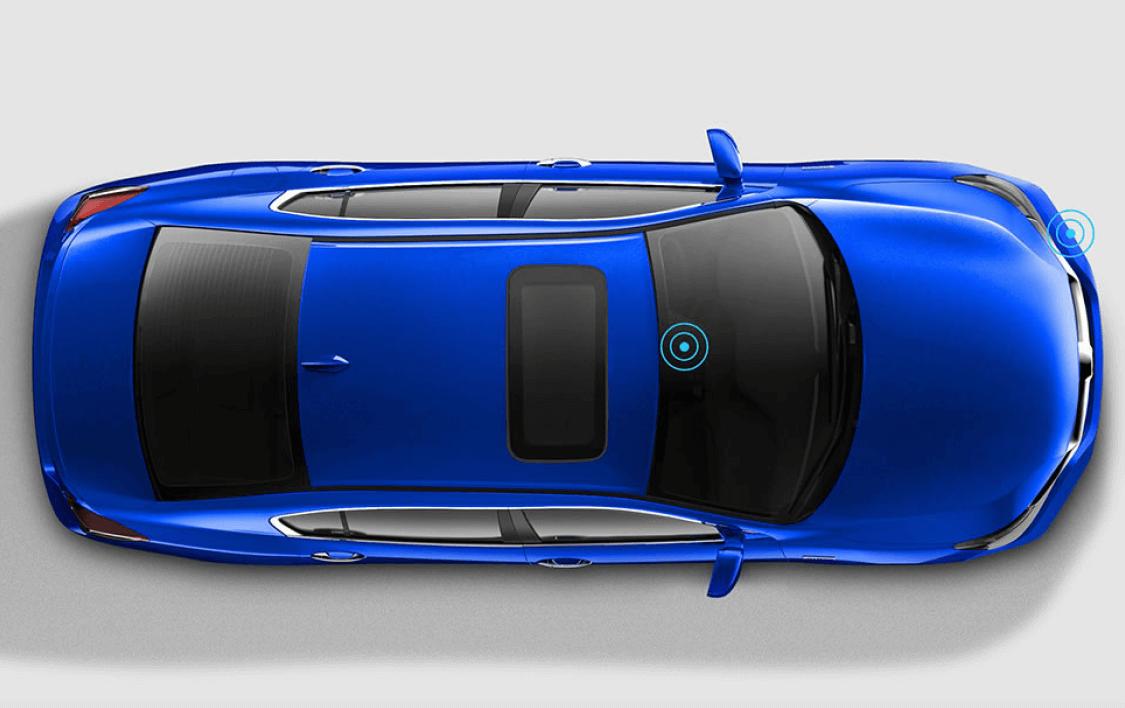 2017 Honda Accord - Honda Sensing
