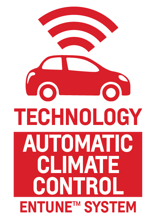 Automatic Climate Control and Entune Audio System
