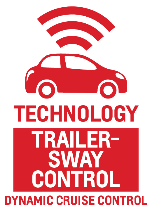Trailer-Sway Control and Dynamic Cruise Control