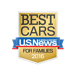 The 2016 Kia Soul was named Best Compact Car for Families by U.S. News & World Report