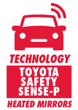 Toyota Safety Sense-P