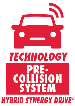 Pre-Collision System and Hybrid Synergy Drive
