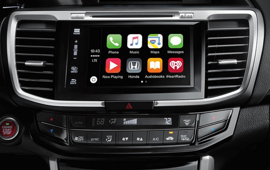 2017 Honda Civic - Connected Audio